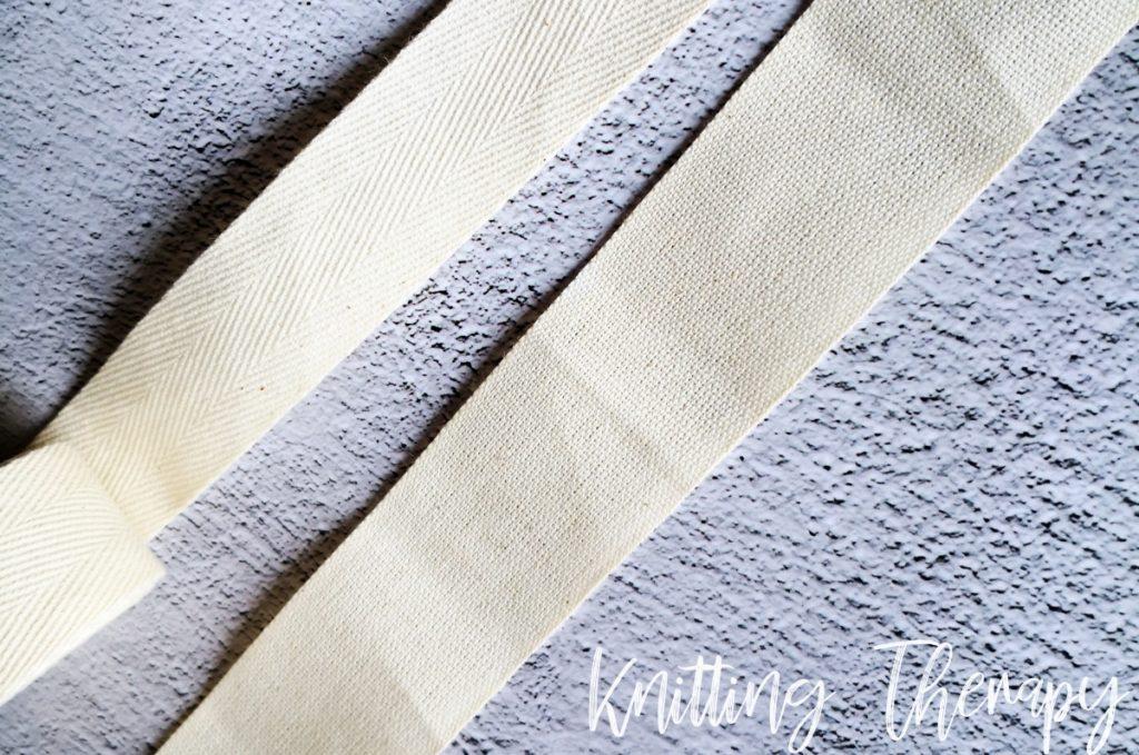 Tipologie di nastro di cotone
