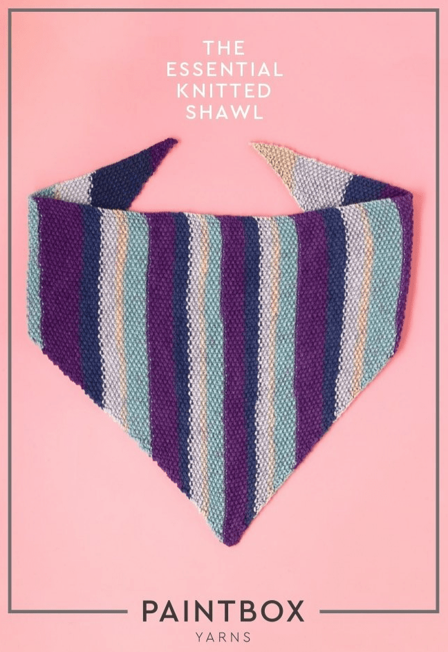 The essential knitted Shawl da lovecrafts.com