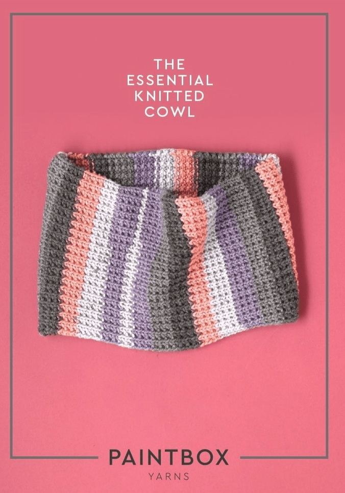 The essential knitted cowl da lovecrafts.com