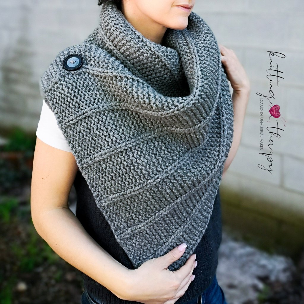 Cocoon Maxi scarf